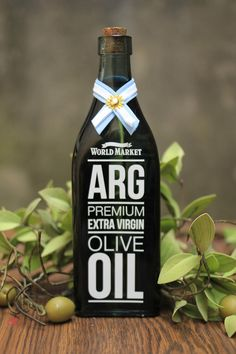 Olive Oil Package Design Project by Mariano Robla, via Behance