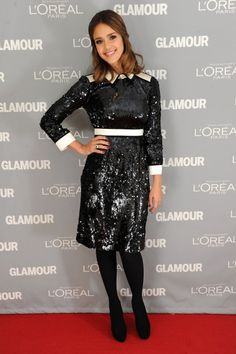 c227010816c0 Jessica Alba Photos Photos - Jessica Alba attends Glamour s 2011 Women of  the Year Awards on November 2011 in New York City. - Glamour s 2011 Women  Of The ...