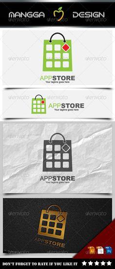 Apps Store Logo