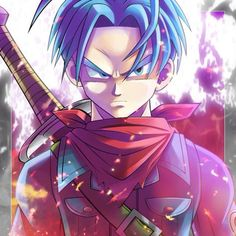 Trunks do Futuro                                                       … - Visit now for 3D Dragon Ball Z shirts now on sal