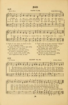 Faith Is a Very Simple Thing [song lyrics] - Gospel Music Lyrics Home Gospel Song Lyrics, Gospel Music, Music Lyrics, Dead To Me, Christian Music, Music Notes, Good News, Piano, Sheet Music