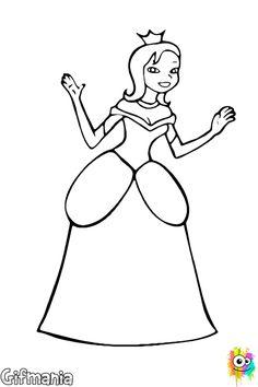 princesa de cuento #princesa #fantasia #dibujo
