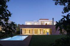 Brick House Brick, House Design, Mansions, House Styles, Home Decor, Decks, Houses, Study, Mansion Houses