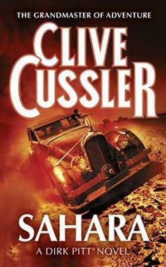 Love the Dirk Pitt novels by Clive Cussler