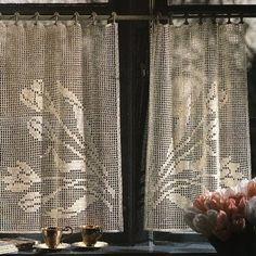 Kira scheme crochet: Scheme crochet no. 1034