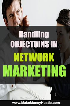 How do you handle objections in Network marketing? Let me think about it, is one of the objection that many faces. Make Money Fast, Make Money From Home, Earn Money, Make Money Online, Affiliate Marketing, Online Marketing, Digital Marketing, Think, Body Makeup