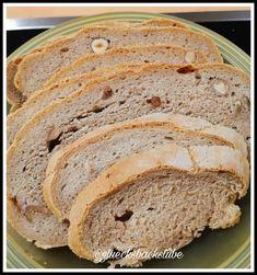Knuspriges Nussbrot | Glücksbackstube Bread, Food, Sheet Pan, Play Dough, Brot, Essen, Baking, Meals, Eten