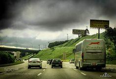 Popular on 500px : Imigrantes Highway  São Paulo  Brasil by faustodinizdasilvajnior