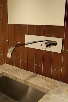 Jon Luce Builder - Tour Homes - Interiors Interior Architecture, Interior Design, Granite Counters, Plumbing, Backsplash, Faucet, Door Handles, Sink, Modern