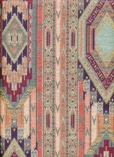 native american, tribal pattern, rug, pastels, woven