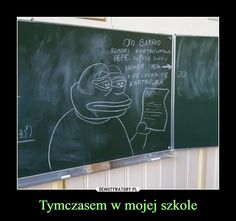 Tymczasem w mojej szkole – Very Funny Memes, Wtf Funny, Hilarious, Dark Net, Polish Memes, Funny Mems, Everything And Nothing, School Memes, Best Memes