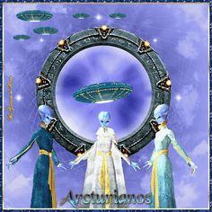 Portal de Luz: O VALOR DA HUMANIDADE ∞ O Conselho Arcturiano da 9...