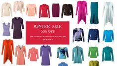 Kettlewell- For women who love colourful clothing