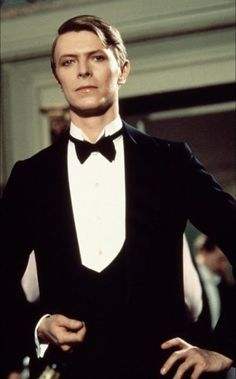 "David Bowie in ""Just a Gigolo."""