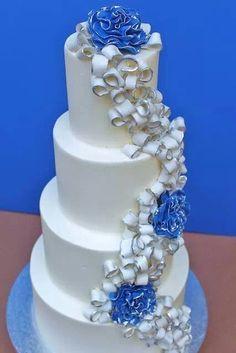 Ribbone cake