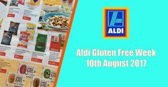 Aldi Gluten Free Week 10th August 2017
