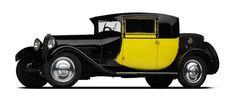 1929 Bugatti Type 44 Fiarcre