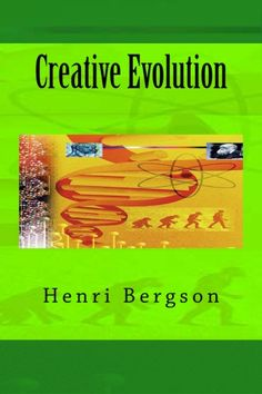 "The book also develops concepts of time which significantly influenced modernist writers and thinkers such as Marcel Proust. For example, Bergson's term ""duration"" refers to a more individual, subjective experience of time, as opposed to mathematical, objectively measurable ""clock time."" In Creative Evolution, Bergson suggests that the experience of time as ""duration"" can best be understood through creative intuition, not through intellect. https://www.createspace.com/4867161"