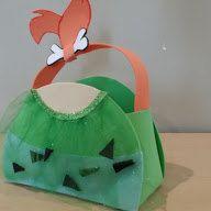 Set of 10 Pebbles Flintstones Party Favor by KaryfePartyCreations