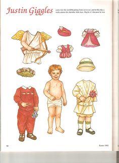 Sew Beautiful paper doll Justin 1   Sew Beautiful paper doll…   Flickr