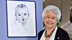 Ann Turner Cook born November 20 1926 is an American mystery novelist who was the model for the familiar Gerber Baby artwork seen on baby food packages of Beautiful Dolls, Beautiful Women, Baby Artwork, Gerber Baby, Extraordinary People, Kewpie, My Little Girl, Great Pictures, Vintage Dolls