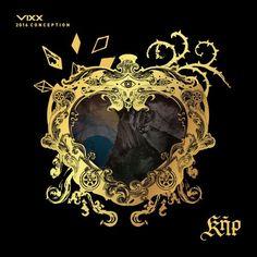 [Album] VIXX – VIXX 2016 CONCEPTION KER Special Package (MP3)