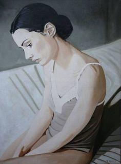 """Saatchi Art Artist yvan favre; Painting, """"n°10"""" #art"""