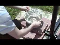 Solar Water Distiller - YouTube