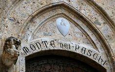The headquarters of Banca Monte dei Paschi di Siena