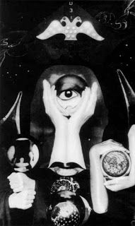 Claude Cahun y Marcel Moore. Confesiones sin valor [Aveux non avenus], Lámina I (1929-1930). Fotomontaje, gelatina de plata, copia de época, 39 x 26 cm. Colección particular.