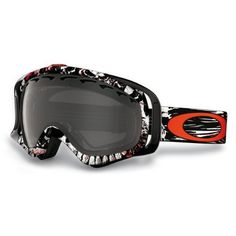 Oakley Seth Morrison Signature Crowbar w/Pers. by Oakley. Save 22 Off!. $93.99. Oakley Crowbar Seth Morrison Goggles 2012 - The Crowbar polarized goggles are the result of 28 years of painstaking development and research to maximize comfort and precision clarity. Oakley pays tribute to the awesomeness of Seth Morrison will a signature series pair of goggles. They have extended the lens size with a curvature in the optically pure Plutonite material that opens up your periphe...