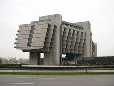 Brutalist Architecture and Soc Realism in ...