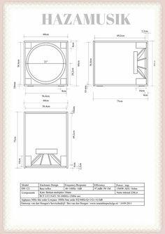 Subwoofer Box Design, Speaker Box Design, Speaker Plans, How To Plan, Audio, Model, Boxing, Lyrics, Crates