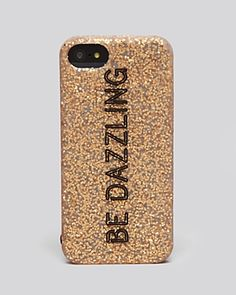 KATE SPADE NEW YORK IPHONE 5 CASE - BE DAZZLING
