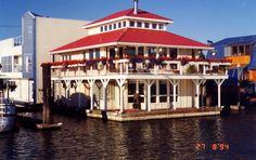 Wittenberg Style Floating Home | International Marine Floatation Systems