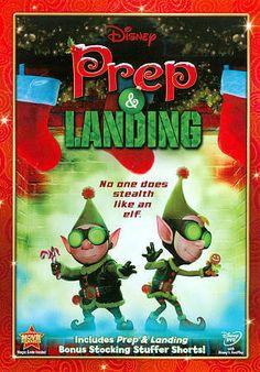 Prep and Landing, Christmas Elfs