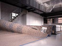 Stumble Upon Sofa, 2014 - Alessandro Isola