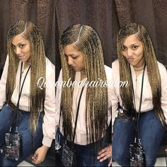 """371 Likes, 17 Comments - Queen Bee Hair Salon  (@queenbeehairsalon) on Instagram: """"@beyonce need to get this #phillyhairstylist #phillybraids #appointmentsavailable #hairbyme…"""""""