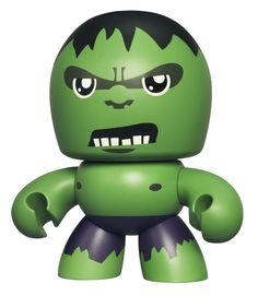 Toy Fair 2012: Hasbro Avengers Mini Mighty Muggs