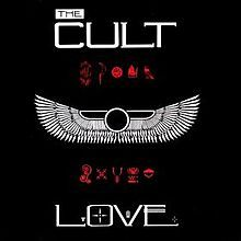 Love is an album by English rock band The Cult, released in 1985 on Beggars Banquet Records. The record has been released in nearly 30 countries worldwide, and sold an estimated 2.5 million copies. It gave The Cult commercial success in the UK and abroad. Love was recorded at Jacob's Studios in Farnham, Surrey, in July and August 1985.