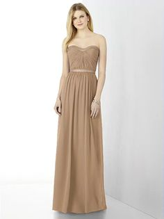 After Six Bridesmaids Style 6730 http://www.dessy.com/dresses/bridesmaid/6730/#.VjoFf53BzGc