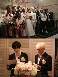 """SHINee's Taemin Declares Himself to be Single Again at Key's Wedding on """"We Got Married Global Edition"""""""