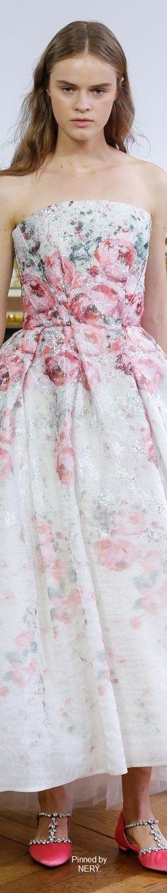 Monique Lhuillier Spring 2018 RTW