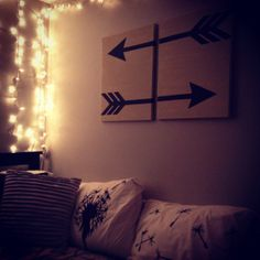 Arrow canvas