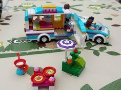 Auf geht's mit dem Wohnwagen an die Nordsee | mytest.de Produkttests #mytest #LEGO #LEGOFRIENDS
