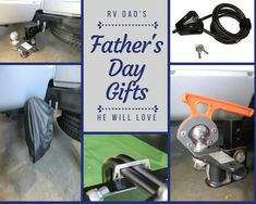 On FATHER'S DAY Your RV Dad Will Love Receiving HITCHPORT Products That Ease the Process of Hitching and Unhitching.    #rv #rving #rvers #homeiswhereyouparkit #traveltrailer #rvlife #rvliving #airstreamlife #rvlifestyle #optoutside #traveltrailerlife #rvstorage #weight distribution hitch #weight distribution hitch products #rvtips #rvorganization #rvfulltime #gorving #rvcamping