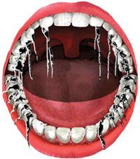 TIP:  mercury amalgam fillings, do you still have some in your mouth?  Learn what your options are.  www.vegoutwithlinda.com
