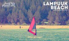 Pantai Lampuuk, Aceh Planet