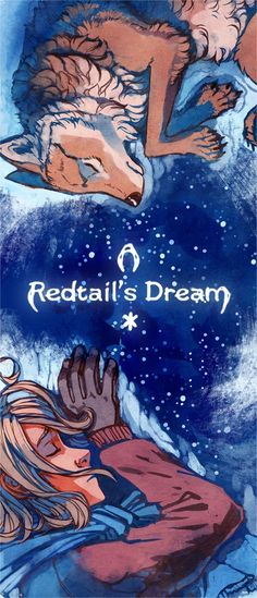 A Redtail's Dream by Minna Sundberg. About a young man and his shapeshifting dog on an involuntary journey on the other side of the Bird's Path in the realm of dreams. They have to rescue their fellow Villagers before their souls pass on to Tuonela, the land of eternal sleep. The comic is now complete, it ran for two years from September 2011 to November 2013.