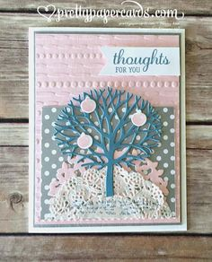 Are You Ready for Thoughtful Branches? - Pretty Paper Cards